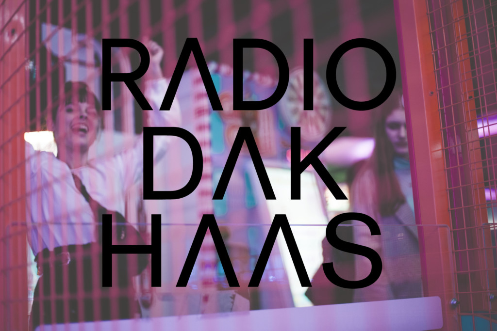 radio dakhaas campagneplaatje